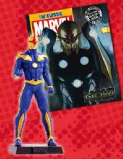 Classic Marvel Figurine Collection #054 Nova Eaglemoss Publications